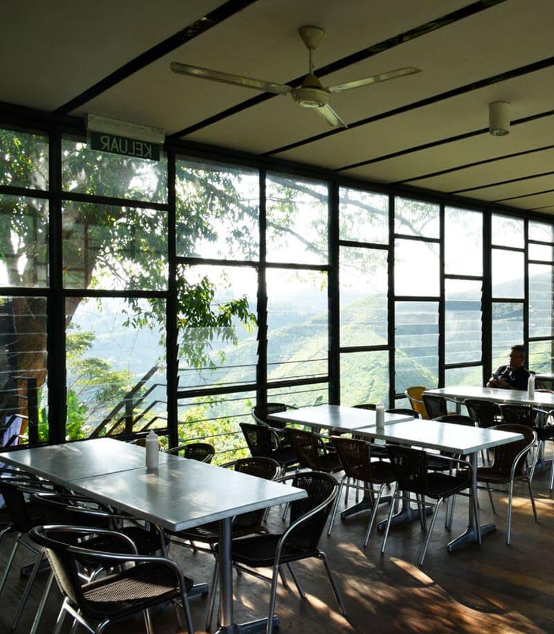 BOH Visitor Centre, Indoors, at Sungai Palas, Cameron Highlands