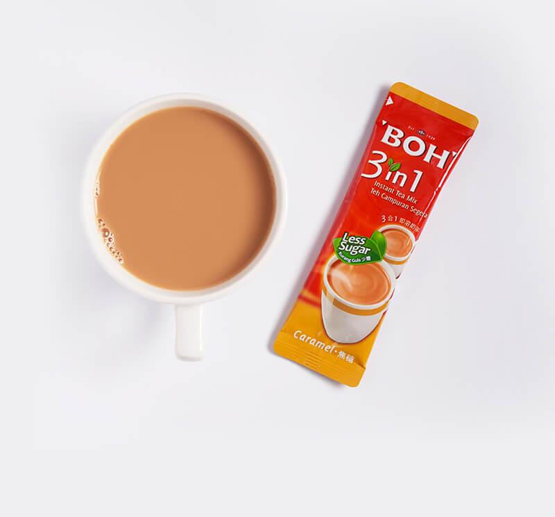 BOH 3 in 1 Tea Mix Caramel