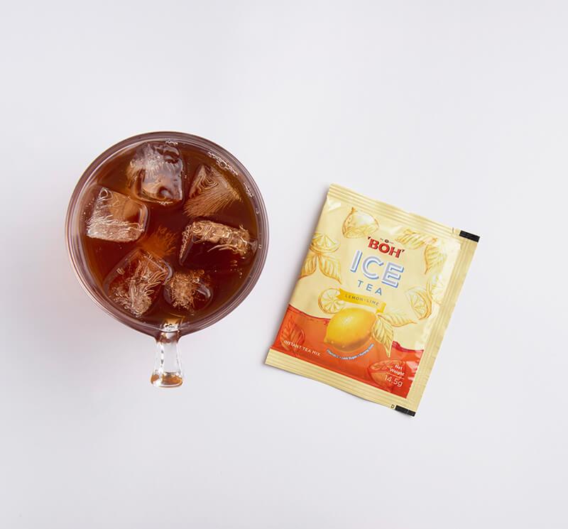 BOH Lemon Lime Ice Tea