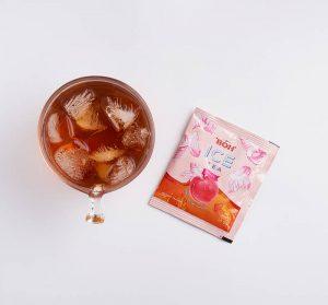 BOH Peach Ice Tea