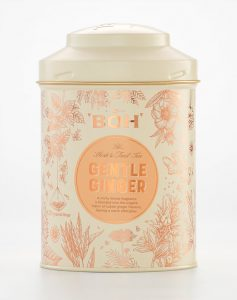 Herb and Fruit Infusions Gentle Ginger Tea