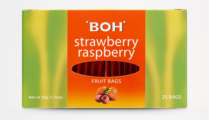 Strawberry Raspberry Tea