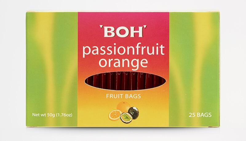 Passionfruit Orange Tea