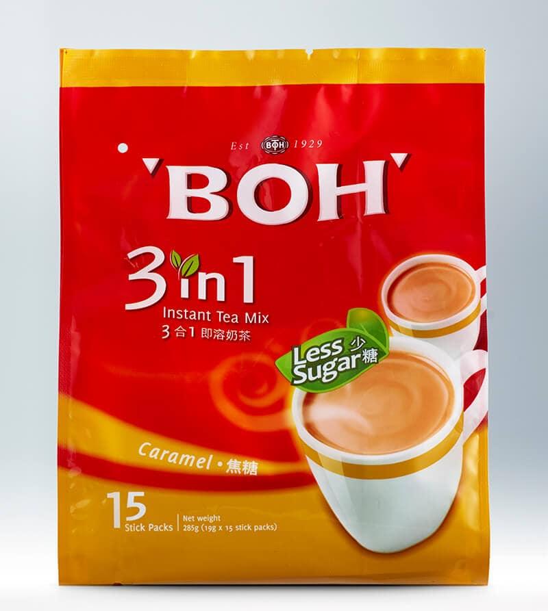 3 in 1 Caramel Tea Mix