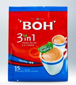 3 in 1 Vanilla Tea Mix