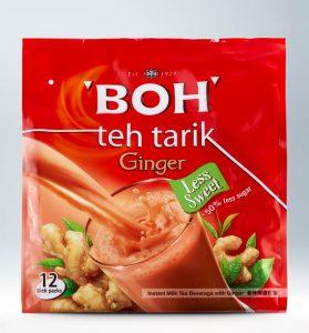 BOH Teh Tarik Ginger