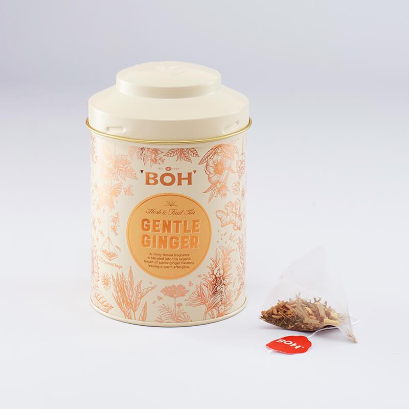 Gentle Ginger Tea