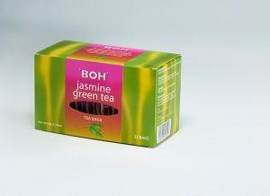BOH Jasmine Green Tea Tea Bags