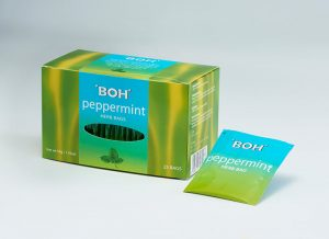 BOH Peppermint Herb Bags