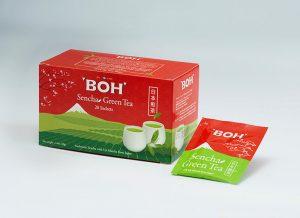 BOH Sencha Green Tea