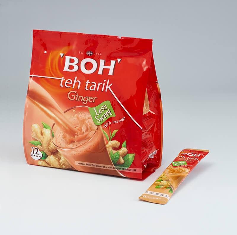 BOH Teh Tarik Ginger Less Sweet