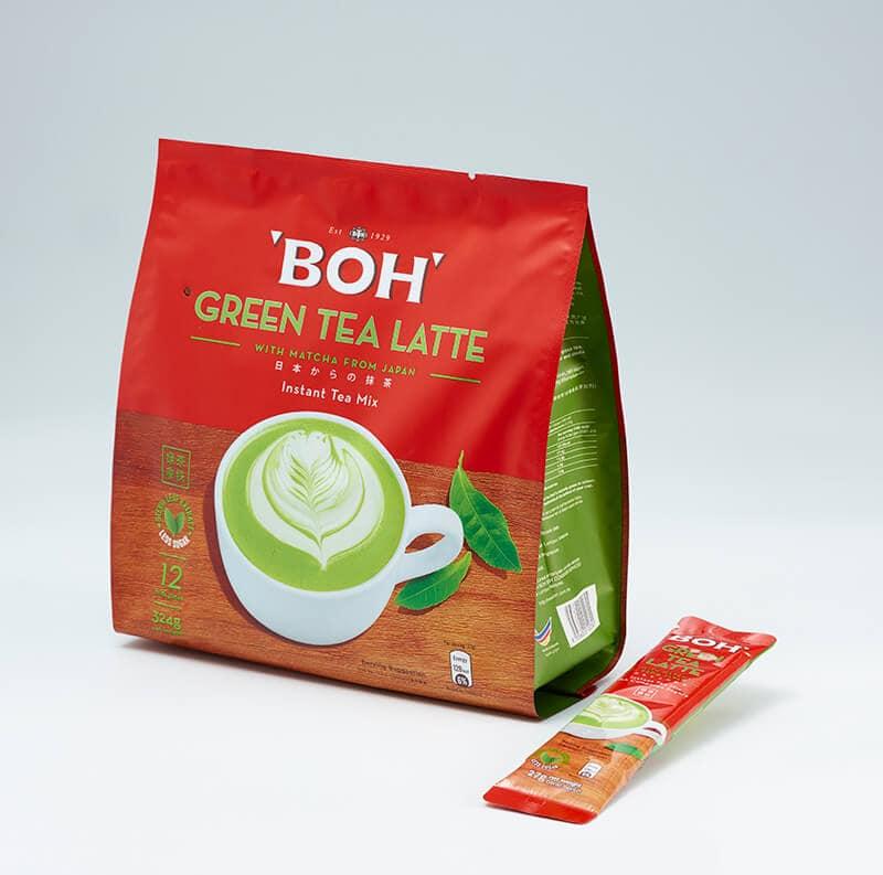 BOH Green Tea Latte Mix