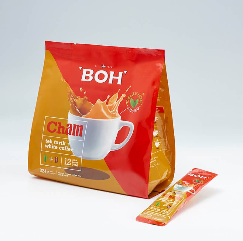 BOH Cham & Teh Tarik Tea Mix