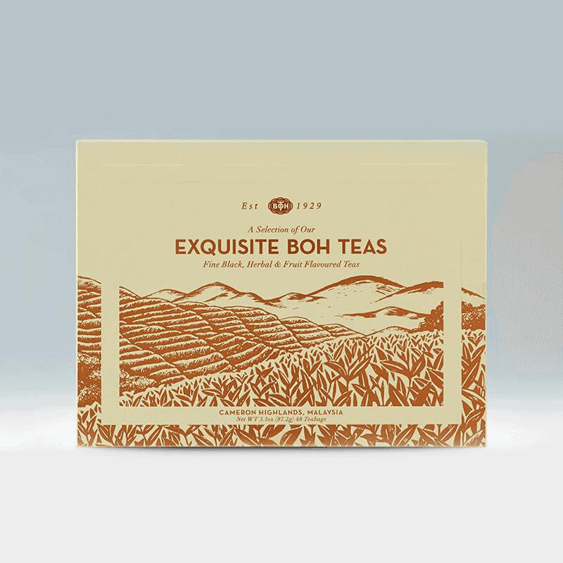 BOH Exquisite Teas Gift Set