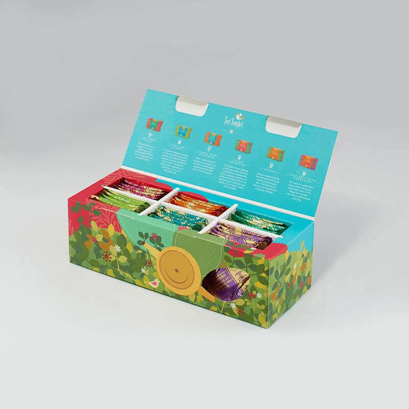 BOH Seri Songket Gift Pack