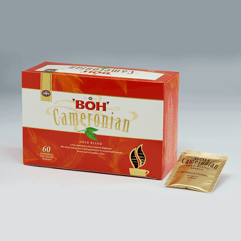 BOH Cameronian Gold Blend 60 Teabags