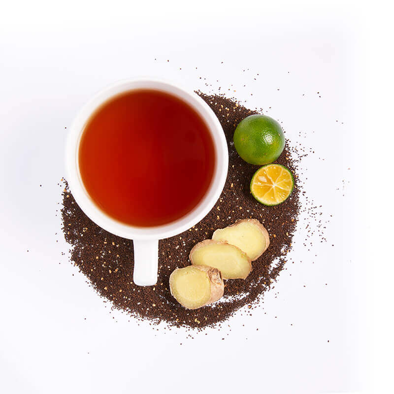 BOH Seri Songket Lime Ginger Teabag