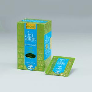 BOH Seri Songket Lime Ginger Teabag