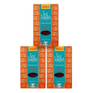 BOH Tea Seri Songket Lemon Mandarin 3 boxes