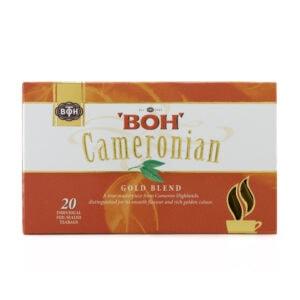 BOH Cameronian Gold Blend 20 Teabag Sachet