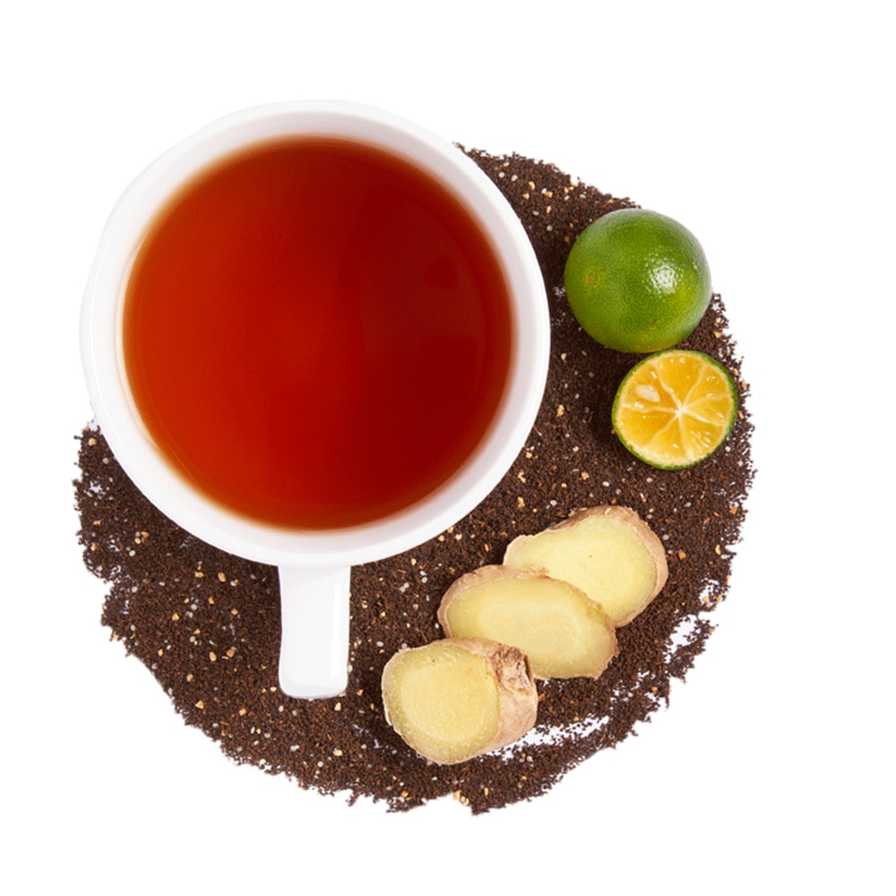 Seri Songket Lime Ginger flavored black tea