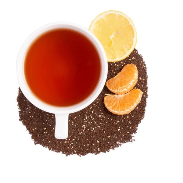 BOH Seri Songket Lemon Mandarin flavored black tea