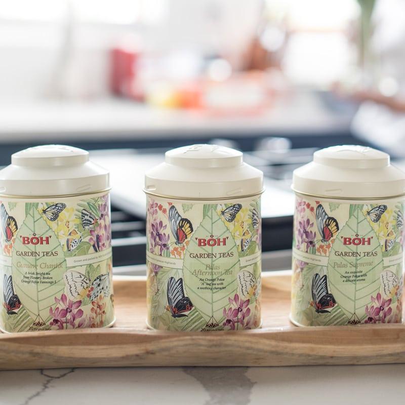 Garden Tea Giveaway